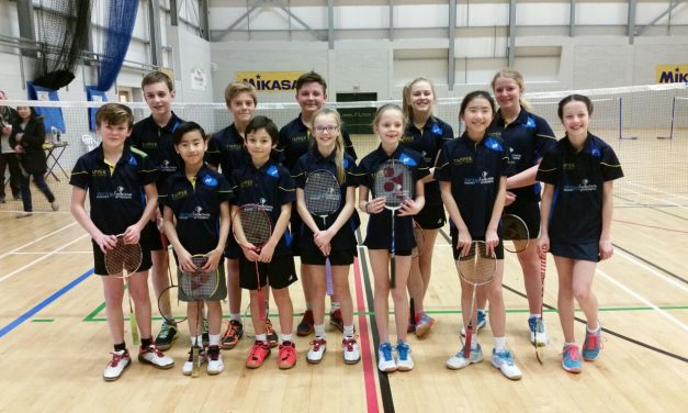 U14 Report on 2017/18 Season