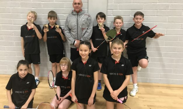 U12 Report on 2018/19 Season